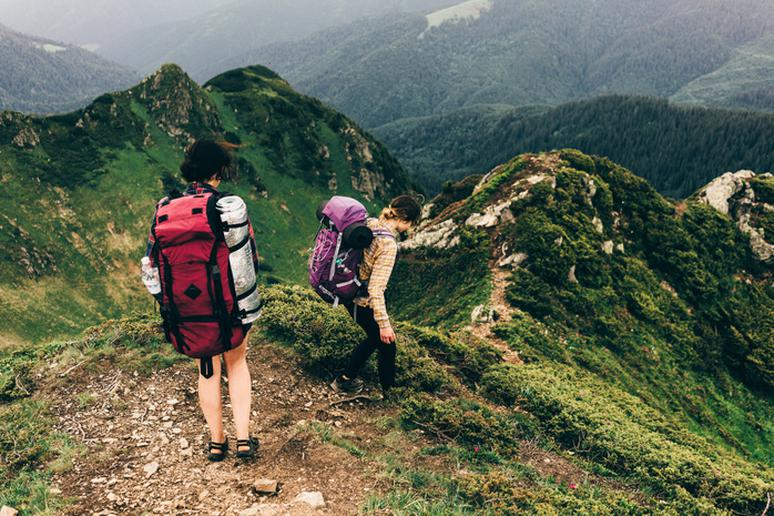 Discover the art of hiking