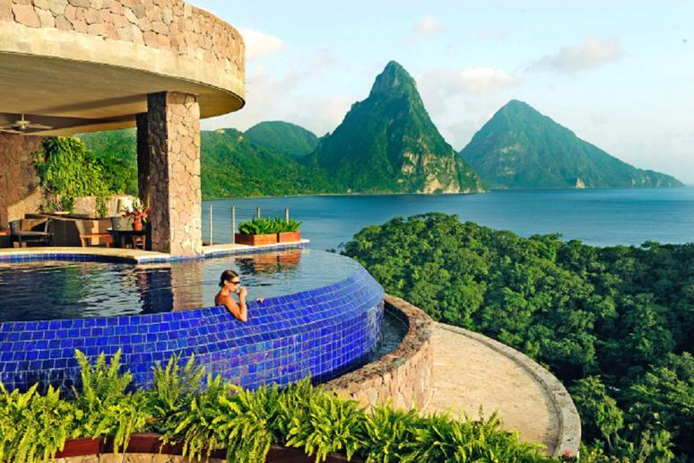 Jade Mountain (Soufriere, St. Lucia)