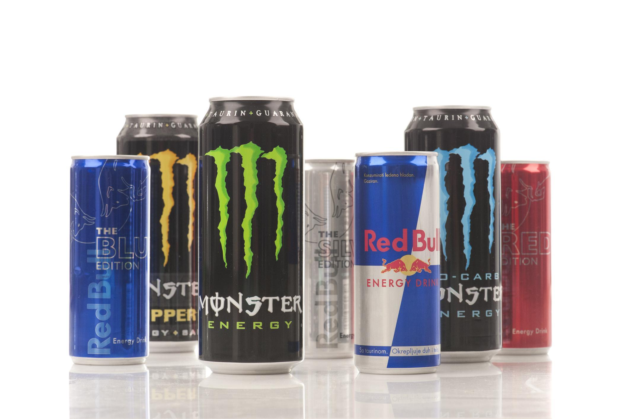 The Most Dangerous Energy Drinks