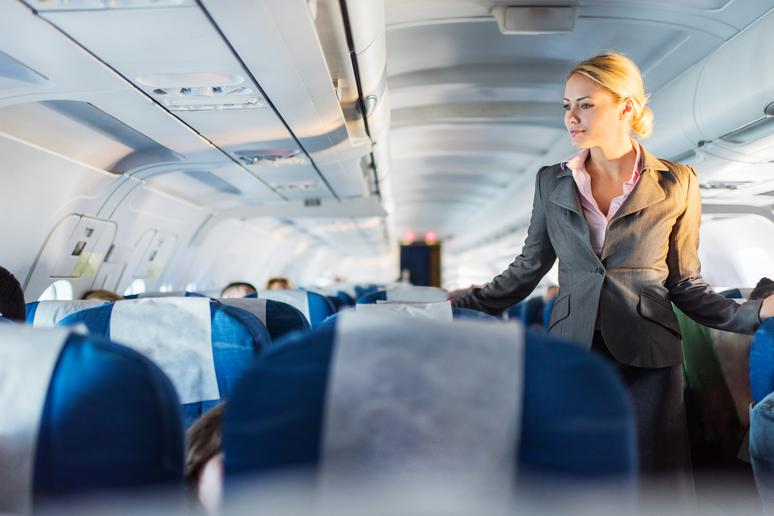 21 Things Your Flight Attendant Won't Tell You