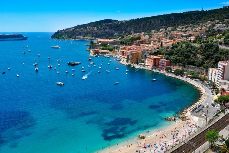 French Riviera (France and Monaco)