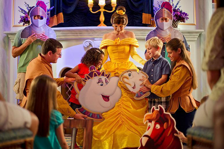 #15 Enchanted Tales With Belle