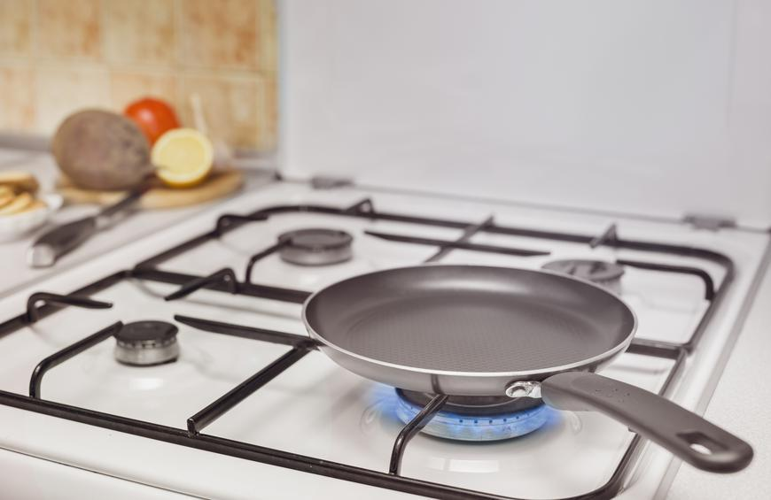 How to preheat your pan
