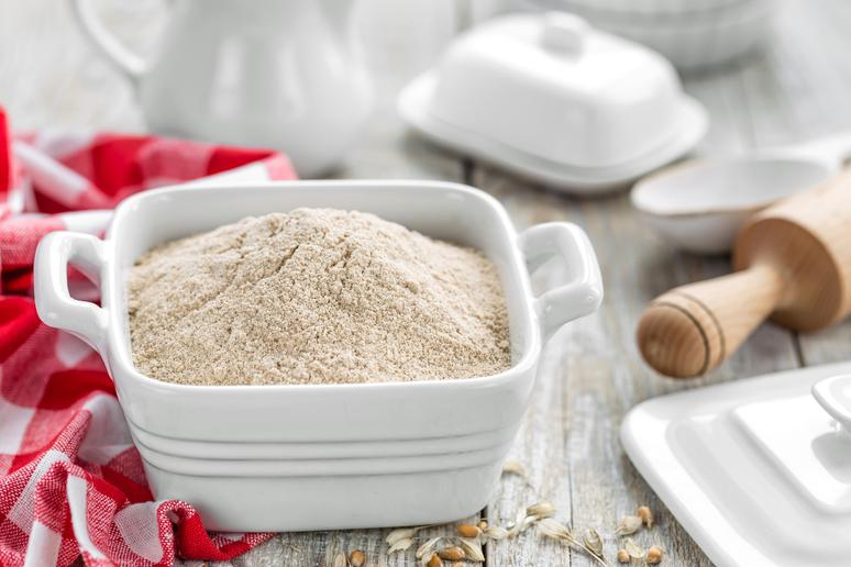 New Flours and Sweeteners