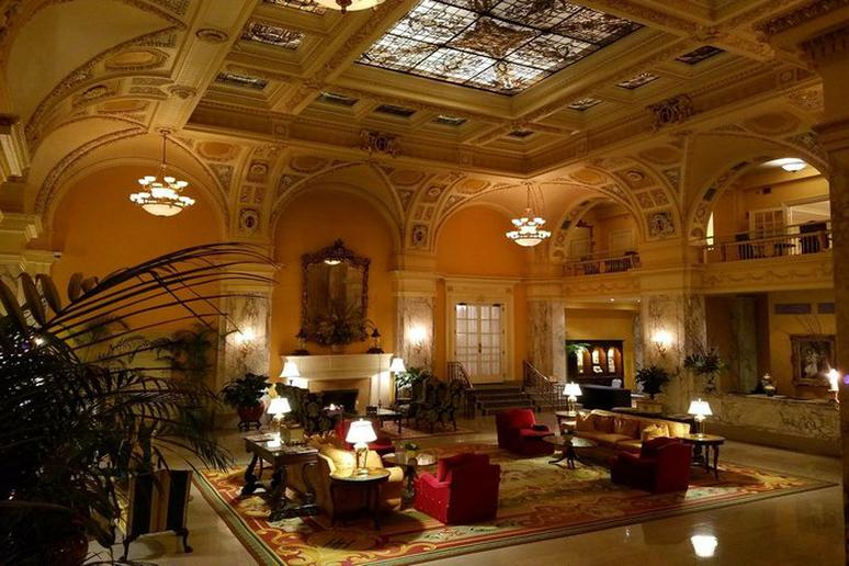 Tennessee – The Hermitage Hotel