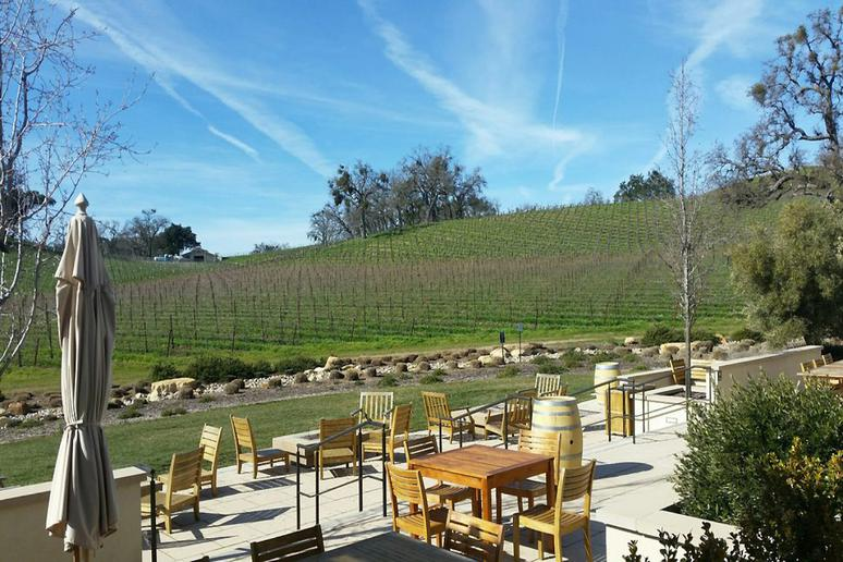 37. Justin Vineyards and Winery, Paso Robles, Calif.