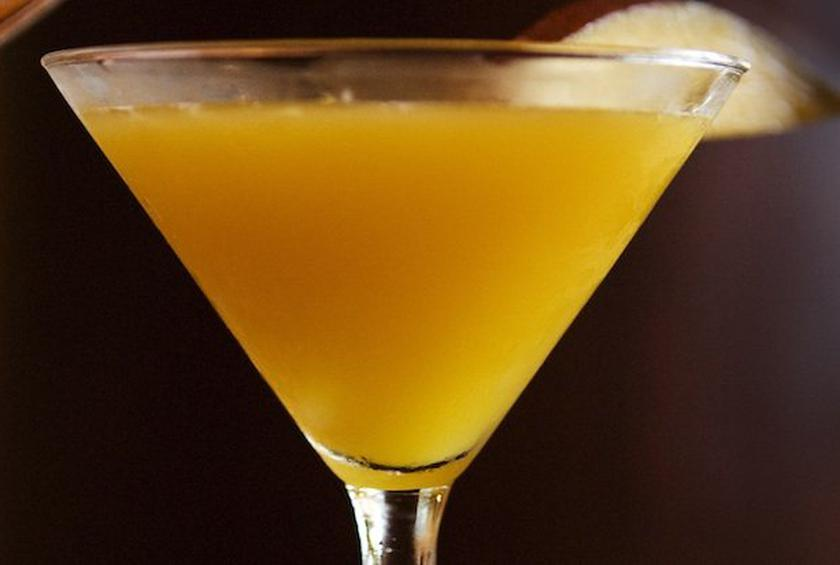 Mango Martini Recipe by Emily Sundberg