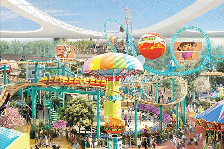 423a70cf Amazing New Theme Parks Opening By 2020