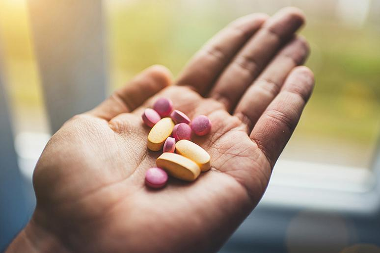 You probably need multivitamins and supplements
