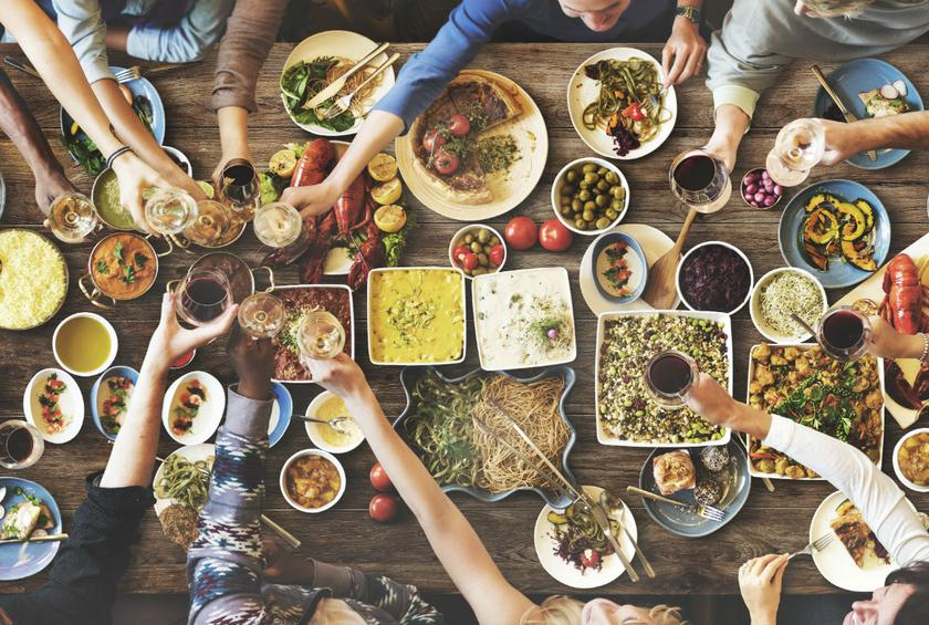 20 simple steps for a stress free dinner party