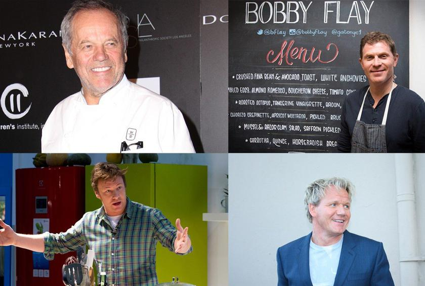 Most Successful Chefs
