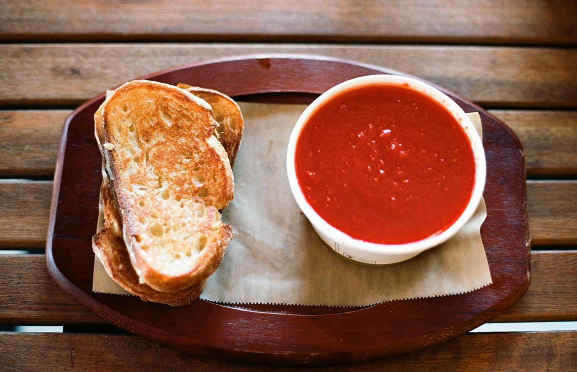 50 Soups Food Network: The 50 Soups Of America