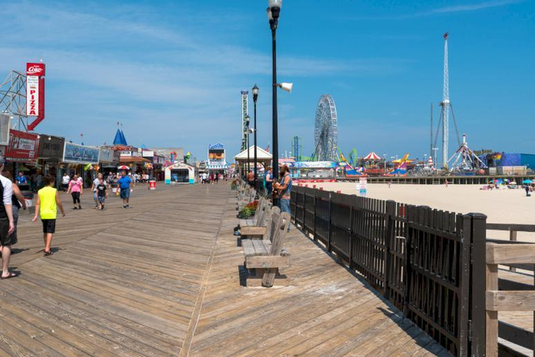New Jersey: Seaside Heights