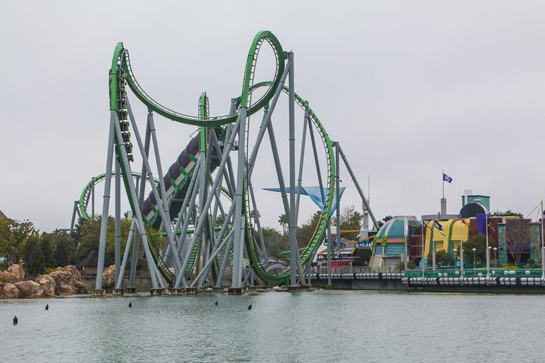 The Incredible Hulk: Universal's Islands of Adventure, USA