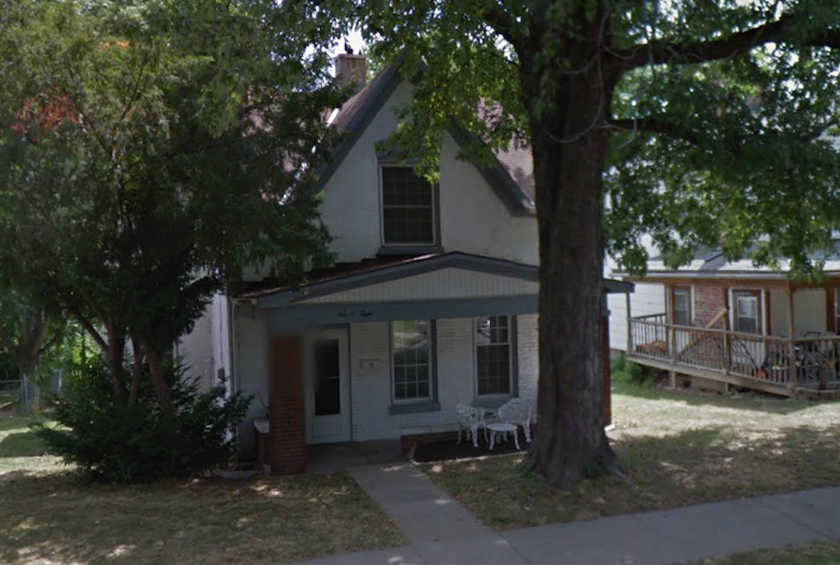 Kansas: The Sallie House (Atchison)