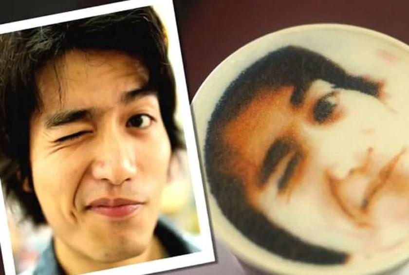 Photos Printed Onto Your Latte | Video