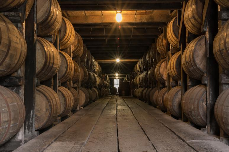 The Bourbon Trail - Kentucky