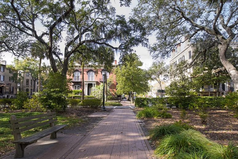 Georgia: Savannah Historic District