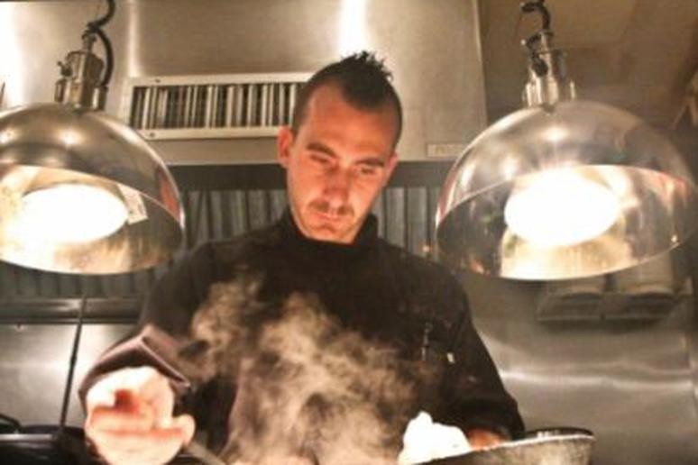 Iron Chef Marc Forgione is one of the Revel chefs who will be cooking at the Taste of Revel festival.