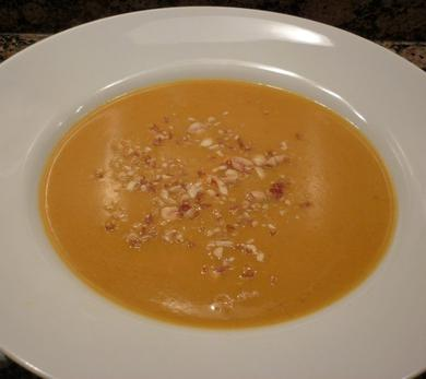 Virginia: Peanut Soup