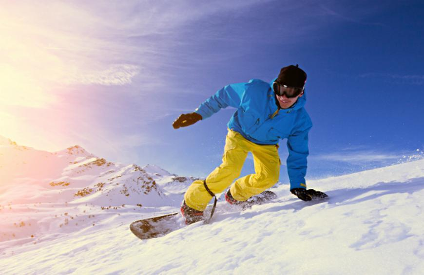 Snowboarding For Beginners How To Not Fall Often The Active Times
