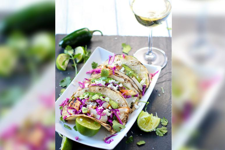 Easy (And Healthy!) Grilled Fish Tacos