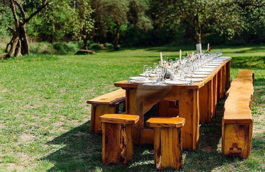 Image result for Eco Friendly Outdoor Party