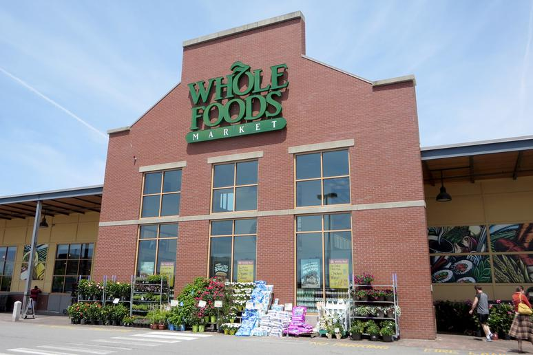 4. Whole Foods Markets