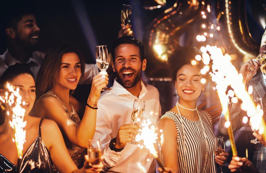 the 15 people you ll see at every new year s eve party slideshow the active times eve party