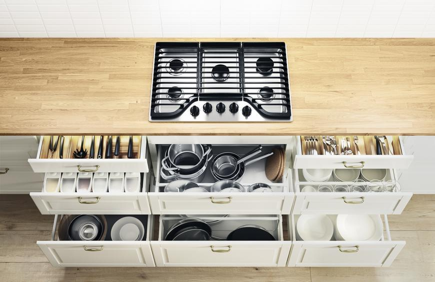 Drawer Within Drawer Systems And Integrated Lighting The Latest In