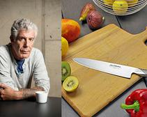 This Is Anthony Bourdain's Favorite Chef's Knife