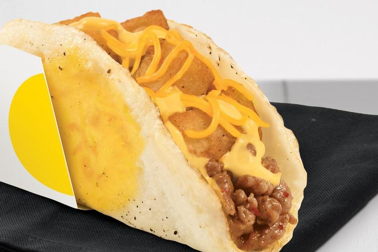 Get ready for some more wacky Taco Bell breakfast inventions.