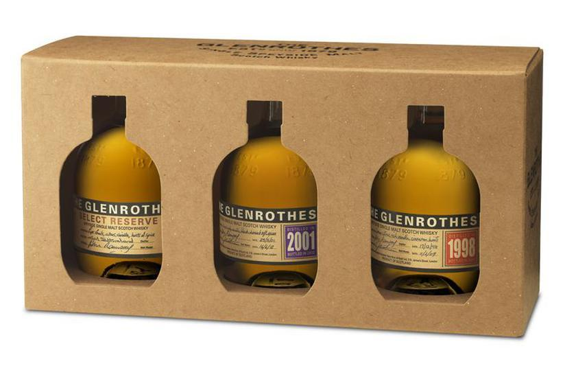 Glenrothes Limited Edition Triple Pack