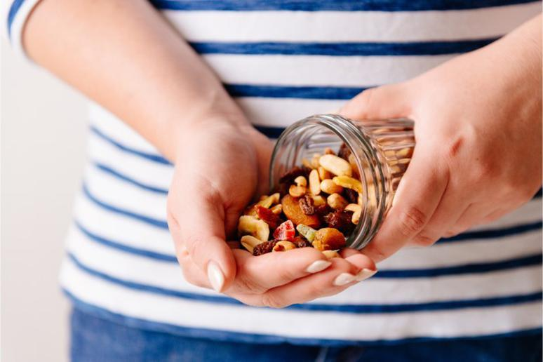 Eat nuts for anxiety