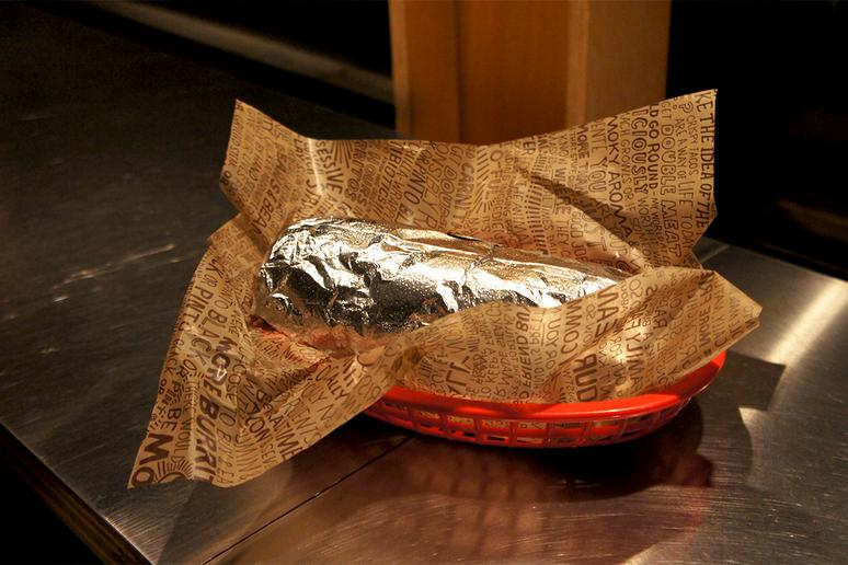 Chipotle Mexican Grill: Unhealthiest