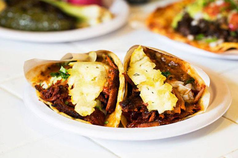20) Los Tacos No. 1, New York City: Adobada
