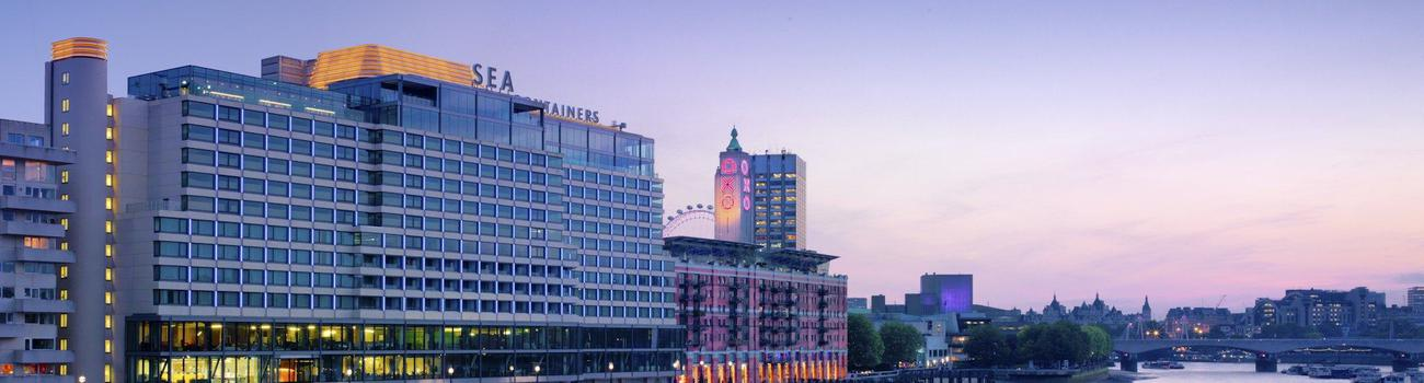 Mondrian London at Sea Containers Should Be Your Next Port of Call