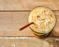 Frosty Iced Coffee Frappe