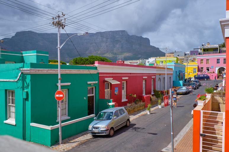 Bo-Kaap (Cape Town, South Africa)