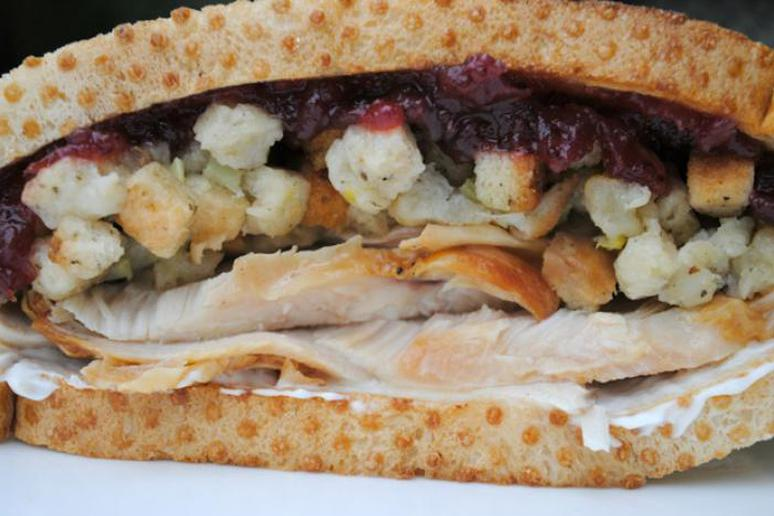 The 11 Best Thanksgiving Leftover Sandwiches