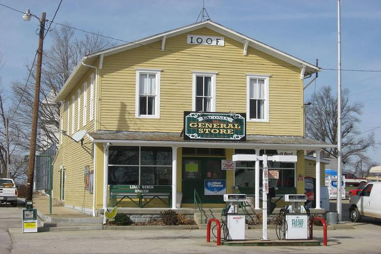 Indiana – Laconia Town