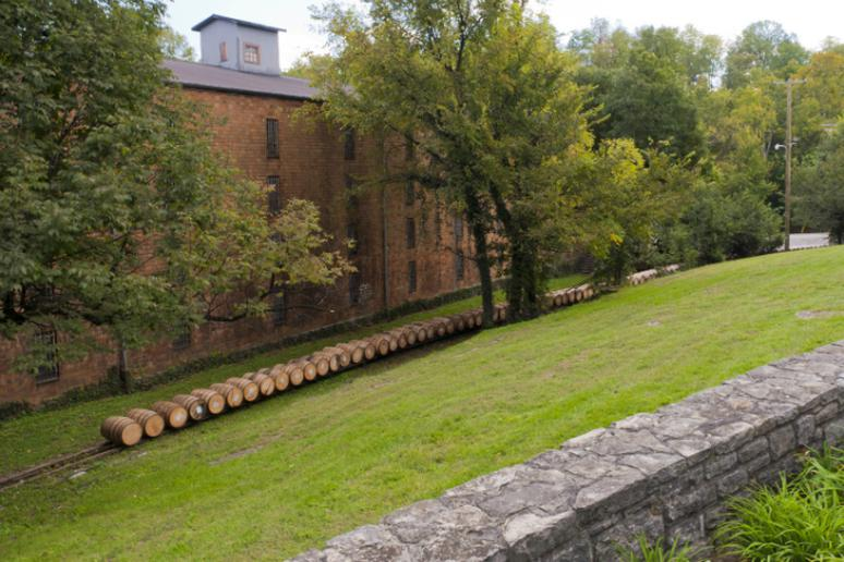 Kentucky—Cities along the Bourbon Trail