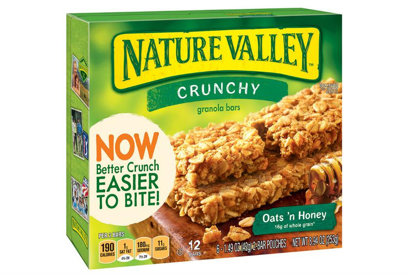 Nature Valley Protein Bars Uk
