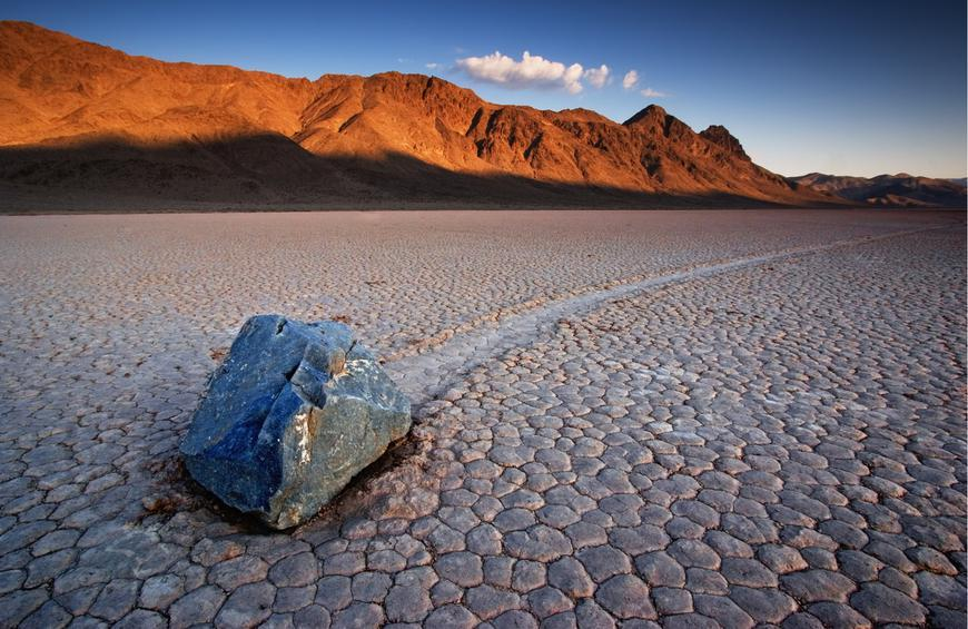 The Racetrack (Death Valley National Park, California)