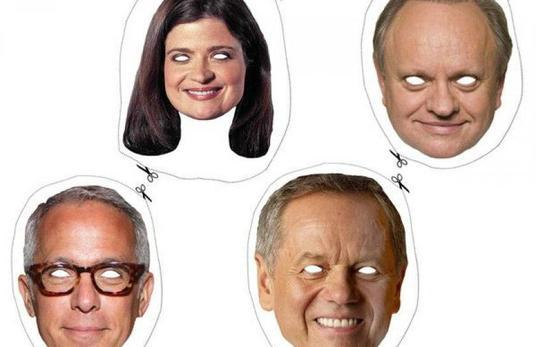 Celebrity Chef Masks