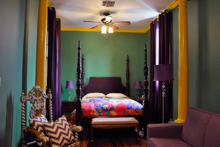 Louisiana: R&B Bed and Breakfast (New Orleans)