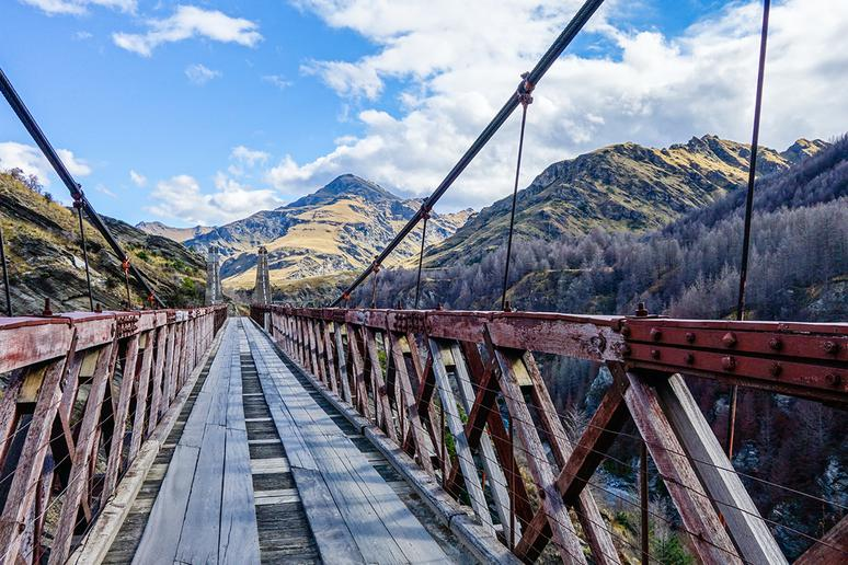 Skippers Bridge, New Zealand