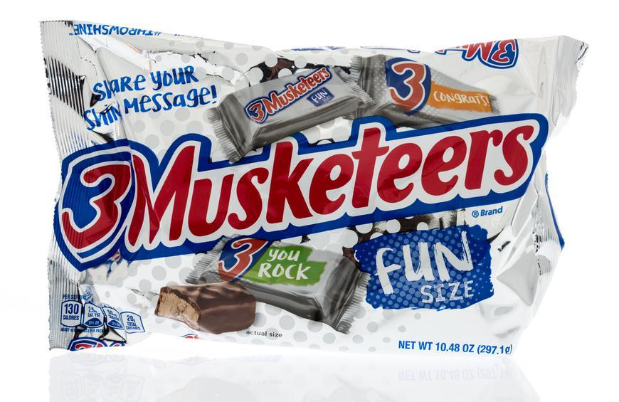 The 7 Healthiest Candy Bars (Slideshow)