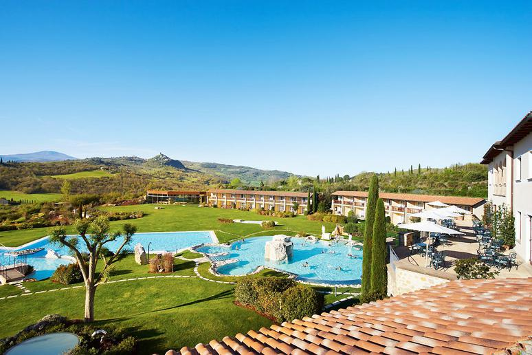 Hotel Adler Thermae Spa & Relax Resort (San Quirico d'Orcia, Italy)