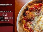 America's 25 Best Cheese Pizzas
